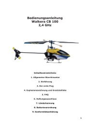 Anleitung Walkera CB100.indd - RC-Toy