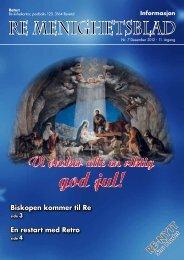 Nr. 7 2012 - Re kirkelige fellesråd - Den norske kirke