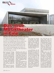 Das neue Musiktheater in Linz