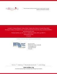 Redalyc.Serological evidence of Anaplasma spp. in small ruminants ...