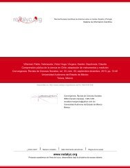 adaptación de instrumentos y medición - Redalyc