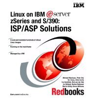 ISP/ASP Solutions - IBM Redbooks