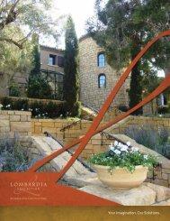 Lombardia Brochure - Reed Construction Data