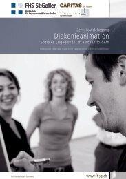 CAS Diakonieanimation 2013