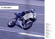 R 1100/1200 S - REF Motorsport