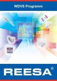 WDVS Programm - REESA - Suding & Soeken GmbH & Co. KG