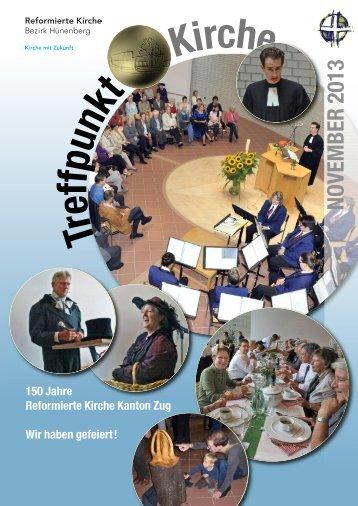 November 2013 - Reformierte Kirche Zug