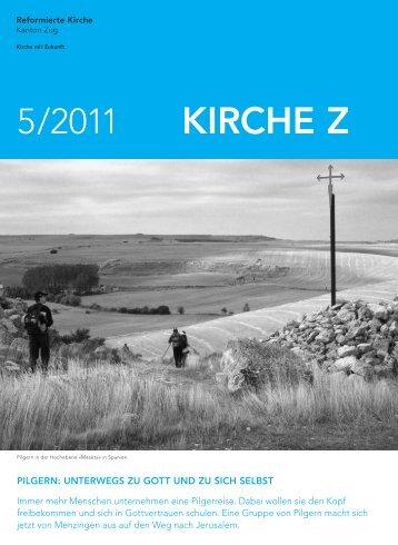 Kirche Z - Mai 2011 - Reformierte Kirche Zug
