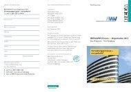 Flyer REFA-Forum Organisation 2012 - REFA für Verwaltung und ...