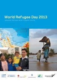 World Refugee Day 2013 - Refugee Health