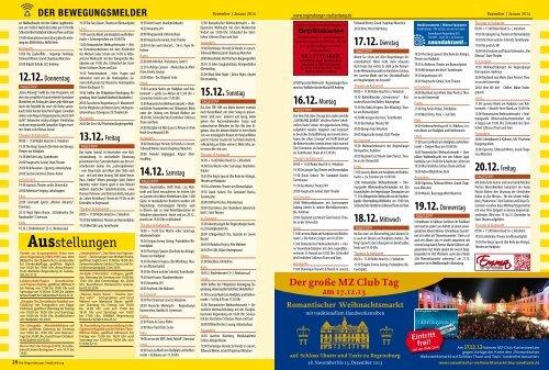 Download gesamte Ausgabe (PDF, 14097 kb) - Regensburger ...