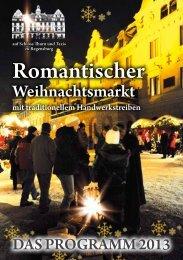 Download gesamte Ausgabe (PDF, 12416 kb) - Regensburger ...