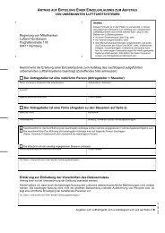Page 1 25 - 295 - 0 9 1 3 ANTRAG AUF ERTEILUNG EINER ...