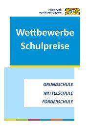 Klima und Natur - Die Regierung von Niederbayern