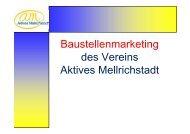 Verein Aktives Mellrichstadt - Regierung von Unterfranken
