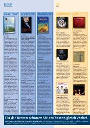 CD Buecher Kino