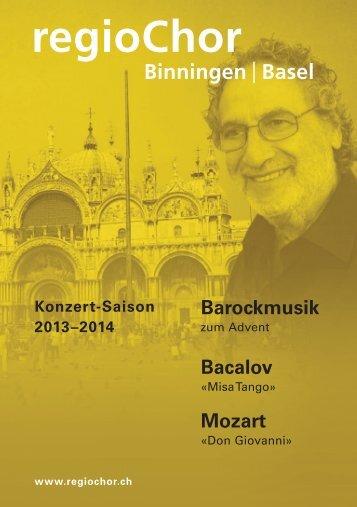 Download des Saisonprospekts... - Regio-Chor Binningen-Basel