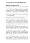 Download des Saisonprospekts... - Regio-Chor Binningen-Basel - Seite 3