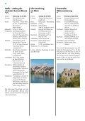 Wanderprogramm 2. Halbjahr 2013 - Pro Senectute Emmental ... - Seite 4