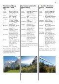 Wanderprogramm 2. Halbjahr 2013 - Pro Senectute Emmental ... - Seite 5