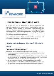 System-Administrator Microsoft Windows