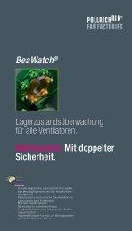 BeaWatch - Pollrich Ventilatoren GmbH