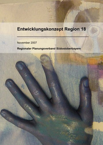 Titel - Regionaler Planungsverband Südostoberbayern