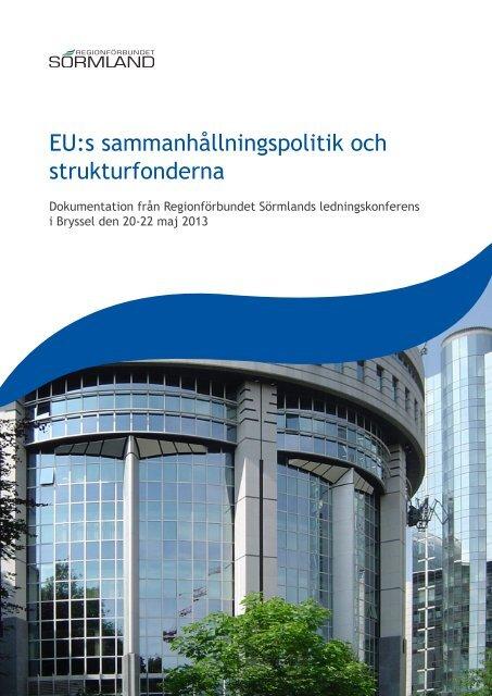 Dokumentation - Regionförbundet Sörmland
