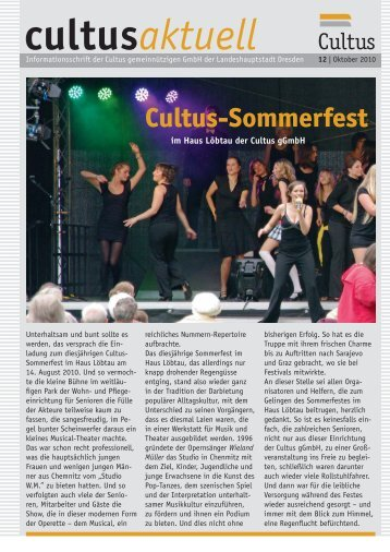 Elsa Fenske aktuell - Cultus ggmbh Dresden