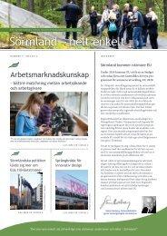 Sörmland – helt enkelt - Regionförbundet Sörmland