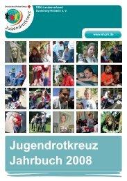 Jugendrotkreuz Jahrbuch 2008 - Deutsches Rotes Kreuz