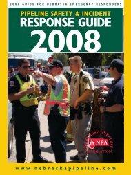 2008 NPA Emergency Responder Guide - Region 5/6