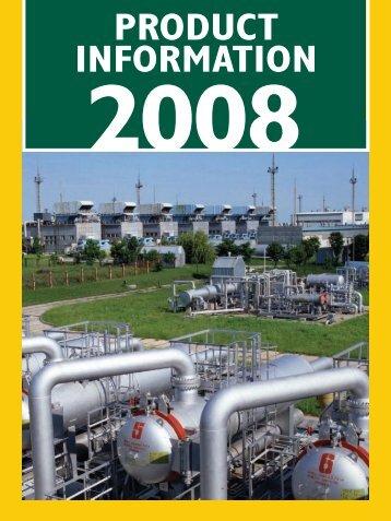 2008 NPA Product Information - Region 5/6