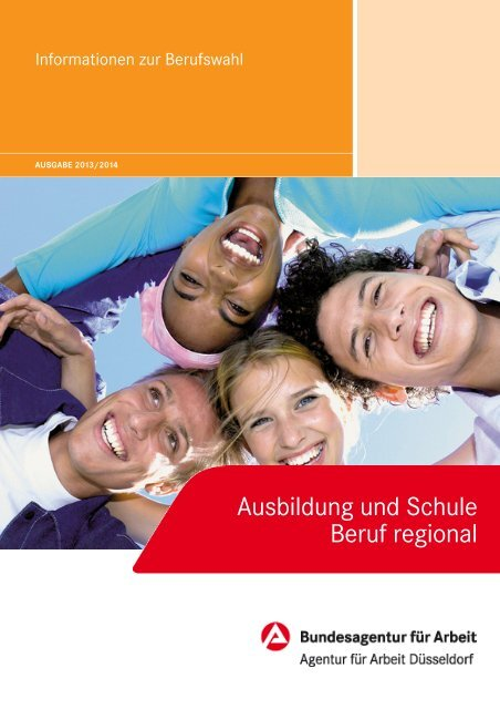 Ausbildung und Schule Beruf regional - Bundesagentur für Arbeit