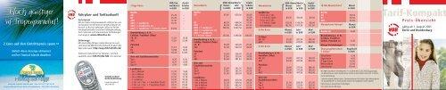 Fahrplan- und Tarifauskunft