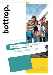Informationen zur Berufsorientierung - Regionale Bildungsnetzwerke