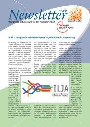 ILJA – Integration lernbehinderter Jugendlicher in Ausbildung