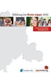 Bildung im Kreis Lippe 2010 - Schu.B