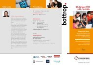Posen im Netz - Regionale Bildungsnetzwerke