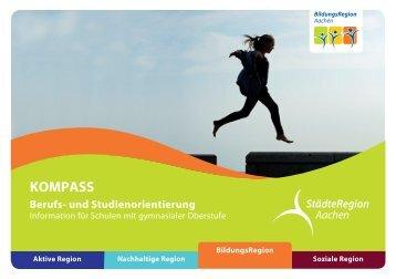 Kompass Berufs- und Studienorientierung - Regionale ...