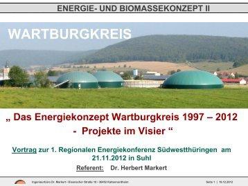 Dr. Herbert Markert, Ingenierbüro Dr. Markert