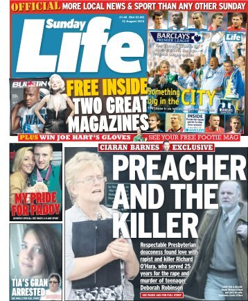 Preacher and the Killer - Regional Press Awards