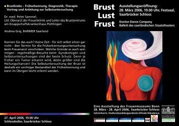 Brust Lust Frust