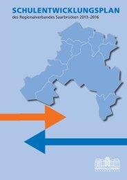 Schulentwicklungsplan des Regionalverband Saarbrücken
