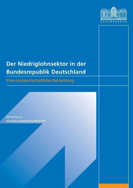 Studie - Regionalverband Saarbrücken