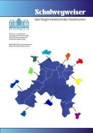 Schulwegweiser des Regionalverbandes Saarbrücken - kosa