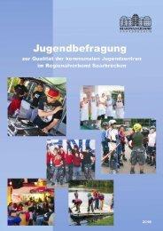 Jugendbefragung zur Qualität der kommunalen Jugendzentren