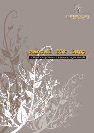 LUPP-Manual - Region Dalarna