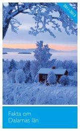 Fickfakta 64 sidor SV Master - Region Dalarna