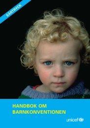 Handbok om Barnkonventionen - Amazon Web Services